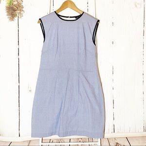 Yaly Couture Sleeveless Shift Dress NWOT SZ Medium